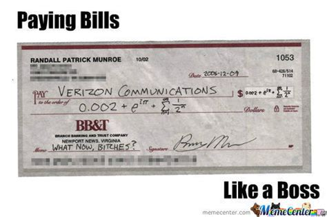 Paying Bills Meme - meme center saysol posts