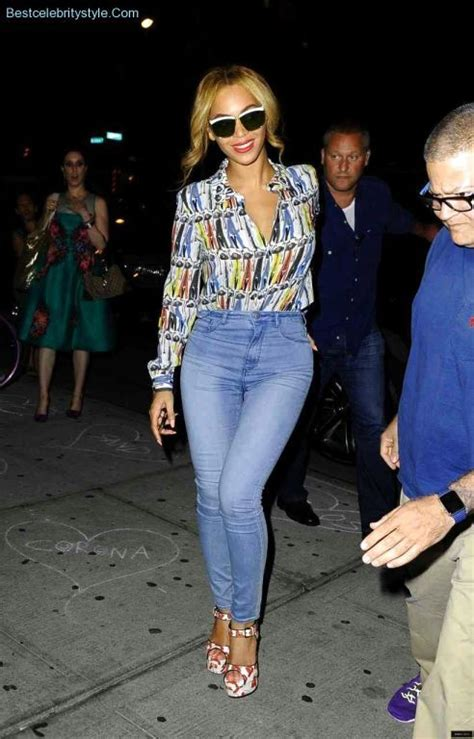 Beyonces Style by Beyonce Knowles Style Fashion