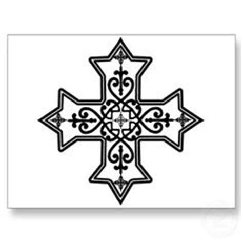 cross tattoo coptic newest addition coptic cross tattoos pinterest