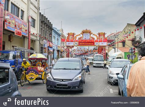 new year in malacca southeast asia jonker walk with new year