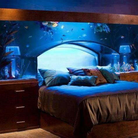 bed with fish tank headboard awesome fish tank bed for my kimmie pinterest