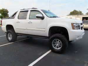 truck conversions for sale 2007 chevy avalanche lifted