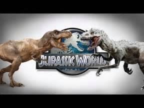 jurassic indominus rex tyrannosaurus rex discussion