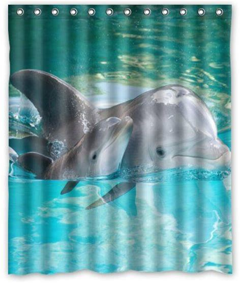 dolphin shower curtain 1000 images about dolphin shower curtain on pinterest