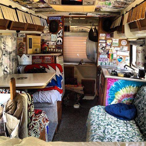 volkswagen hippie van inside inside a hippie rv vw cer van vw cer van tales