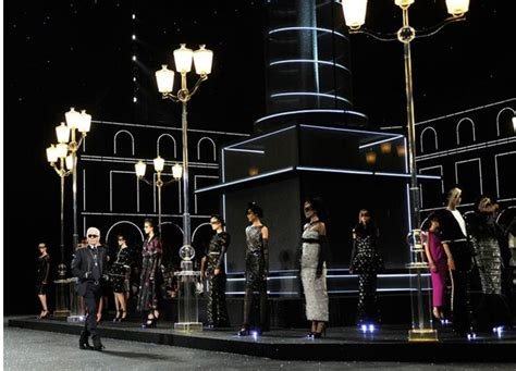 Parfum Vitalis Haute Couture haute couture fall 2012 chanel lighting up my