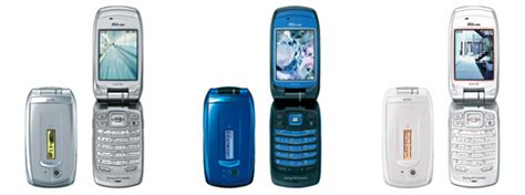 Toshiba T003 Casio W41ca new cell phones from au lost in japan