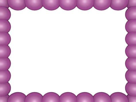 Bordir Purple cool purple borders clipart best