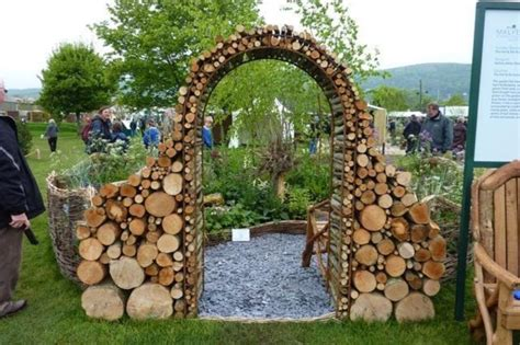 Garden Arch Ideas Wooden Arch Wedding Ideas I Can T Stop Pinterest Arches And Wooden Arch