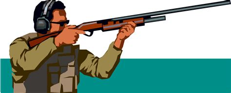 shooting clipart shooting clays clipart clipart suggest
