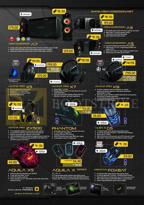 Armaggeddon Headset Avatar Pro X5 leap frog armaggeddon speakers a7 a3 a5 headphones avatar pro x5 x7 x9 xz500 phantom