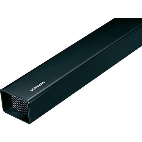 Hw Black sound system samsung hw h450 black from conrad