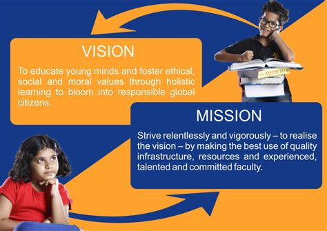 vision to mission cbse school vision and mission vision and goals of dse