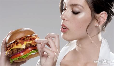 Girls In Hardees Commercials | lets determine the hottest babe in commercials may become
