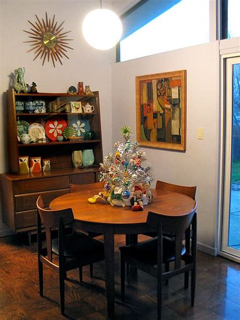 retro dining room i sooo want this entire room mid century modern dining room home decor