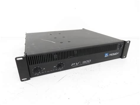 Power Lifier Peavey Pv 900 peavey pv 900 power ebay