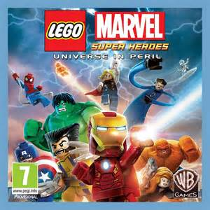Pc game lego marvel super heroes