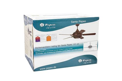 santa ceiling fan design ceiling fan santa pepeo washed grey without