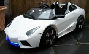 Kid Lamborghini Lamborghini Style Sports Car 12v Electric Battery