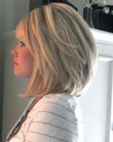 medium length swing hair cut best 25 shoulder length bobs ideas on pinterest medium