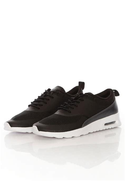 Nike Air Max Thea Cwok nike air max thea textile black black shoes