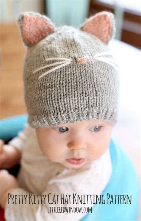 Cat Baby Hat 25 best ideas about knitting patterns baby on