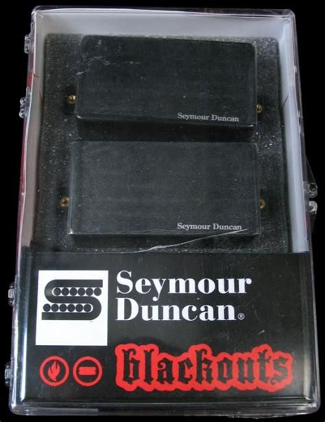 seymour duncan ahb 1s original blackouts neck bridge