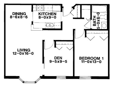 bay window floor plan walker methodist floor plans