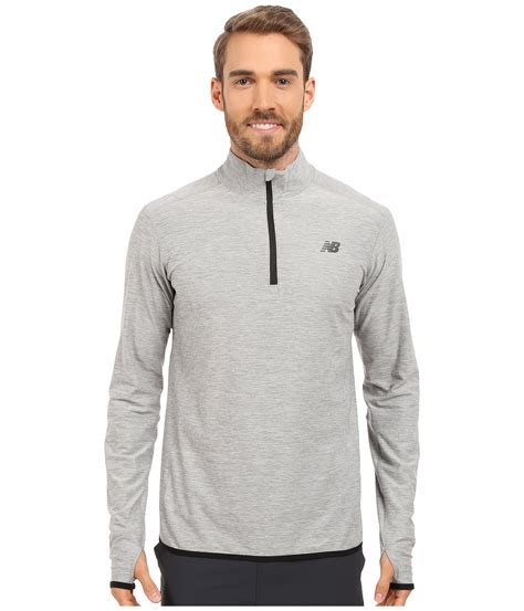 New Balance Hocr Quarter Zip new balance running quarter zip