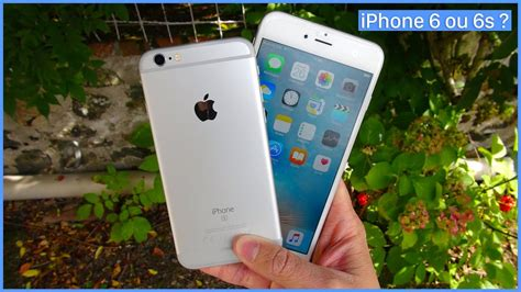 iphone  ou iphone  quelles sont les differences youtube