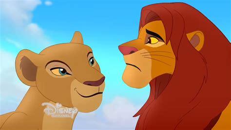 download film the lion guard sub indo image nala simba hir png the lion guard wiki fandom