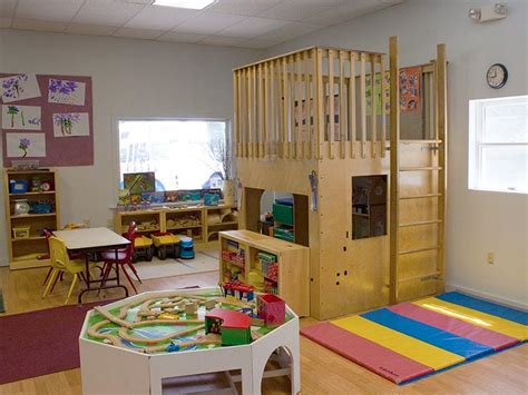 home daycare decor playroom loft ideas daycare com forum