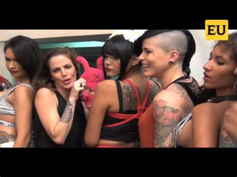 expo tattoo venezuela 2015 youtube inicia venezuela expo tattoo 2015 youtube