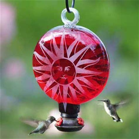 Decorative Hummingbird Feeders by Yard Envy The World Of Decorative Bird Feeders