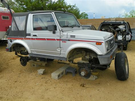 suzuki samurai and sidekick parts car truestreetcars