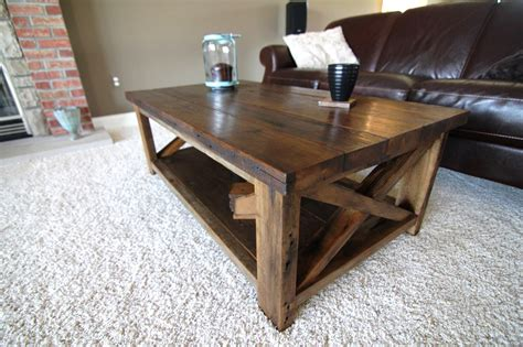 where do you find reclaimed wood salvaged wood coffee table interior design ideas