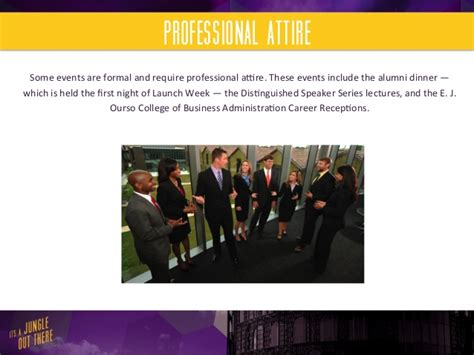 Lsu Flores Mba Career Services by Lsu Flores Mba Student Clothing Guidelines