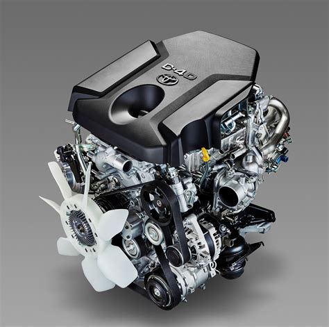 Toyota H Motor Could There Be A Toyota Tacoma Diesel In Our Future The