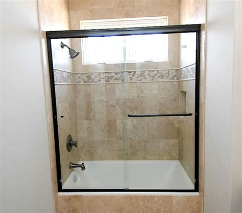 Shower Door For Tub 3 8 189 Frameless Shower Doors Martin Shower Door
