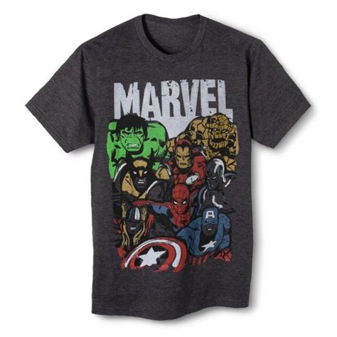 Tshirt Superheroes 22 From Ordinal Apparel s marvel t shirt target