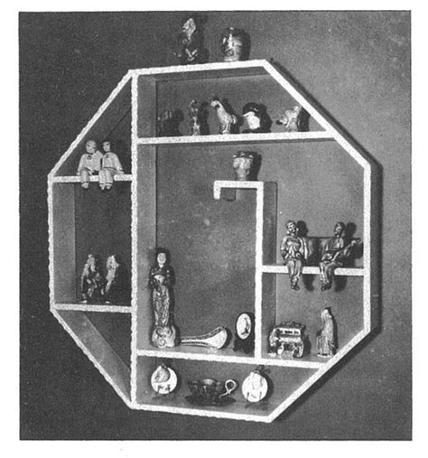 shadow box woodworking plans r anh0138 octagonal shadow box vintage woodworking plans