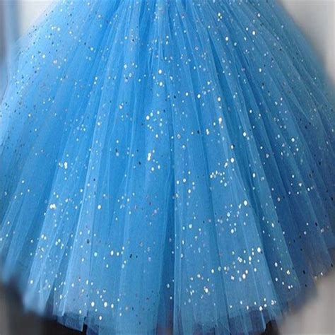 fabric crafts wedding sequin glitter tutu tulle fabric sewing crafts