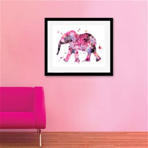 painting for nursery shop elephant paintings for a nursery on wanelo