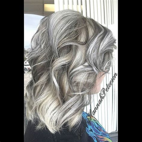pictures of white hair with lowlights the 25 best grey best 25 white hair with lowlights ideas on pinterest