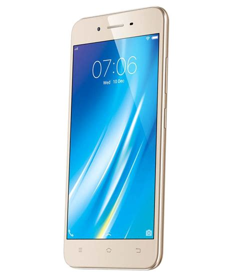 Vivo Y53 vivo y53 16gb crown gold mobile phones at low