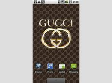 Gucci Wallpaper for Android - WallpaperSafari Gold Gucci Background