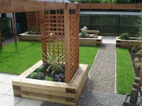 garden design ideas sleepers the interior design