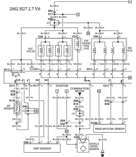 2008 suzuki xl7 wiring diagrams repair wiring scheme