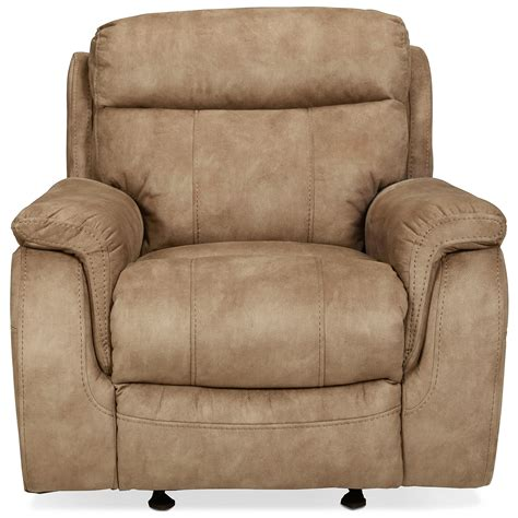 Levin Furniture Recliners by Arturo Glider Recliner Brown Levin Furniture