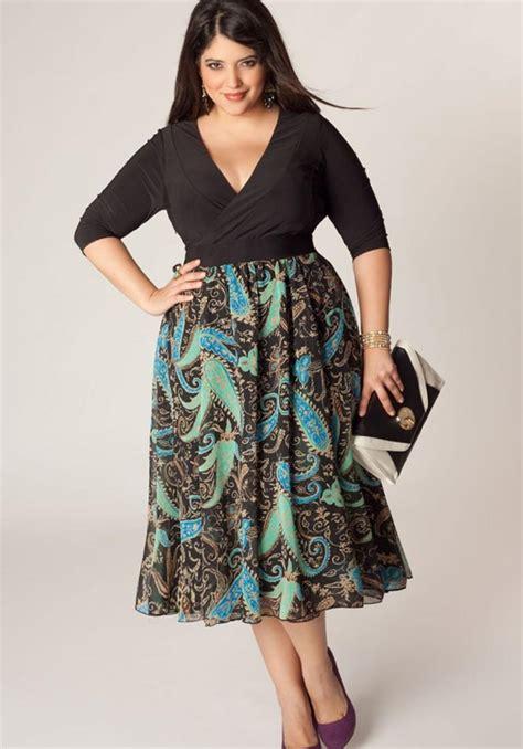design clothes plus size dress designs for plus size pluslook eu collection